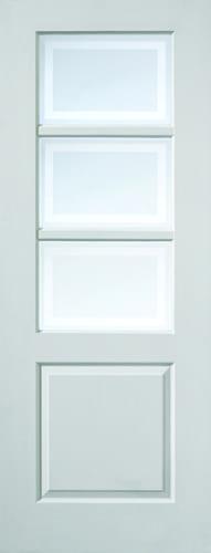 JBK White Moulded Andorra doors