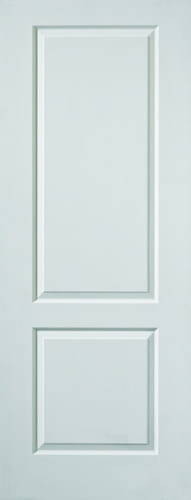 JBK White Moulded Caprice doors