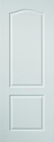 JBK White Moulded Classique doors