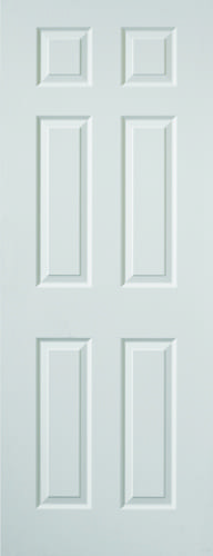 JBK White Moulded Colonist doors