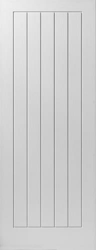 JBK White Moulded Cottage 5 doors