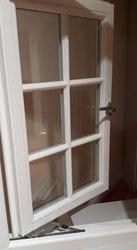 Georgian bar window MM Timber left hand opener