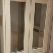 Oak Casement Windows