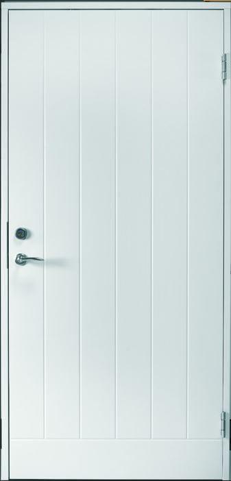 Swedoor Barents L H Inward Opening Doorset Doors Windows