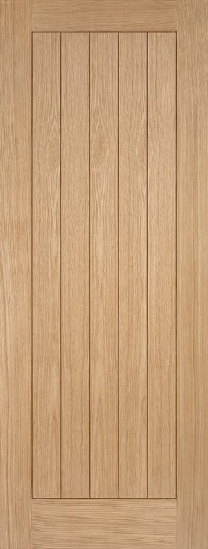 LPD Oak Somerset pre-finished door