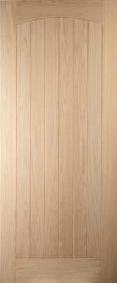 Jeldwen Croft oak external doors