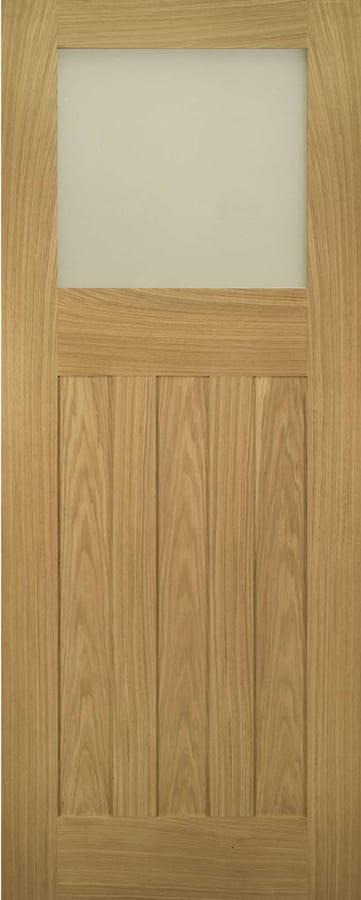 Deanta Cambridge-Glazed Door