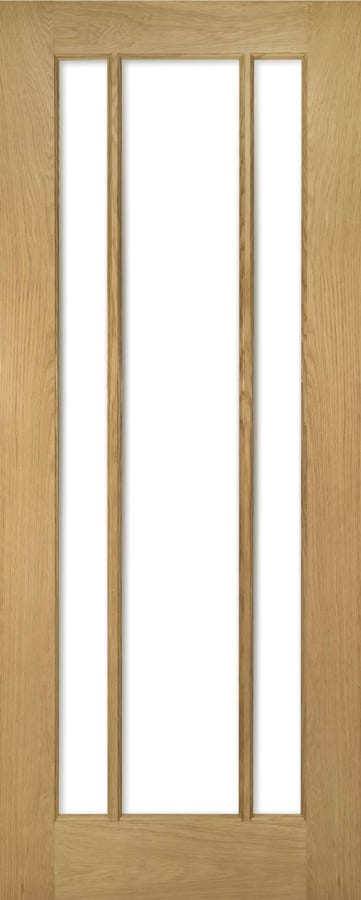 Deanta Norwich-Glazed oak door