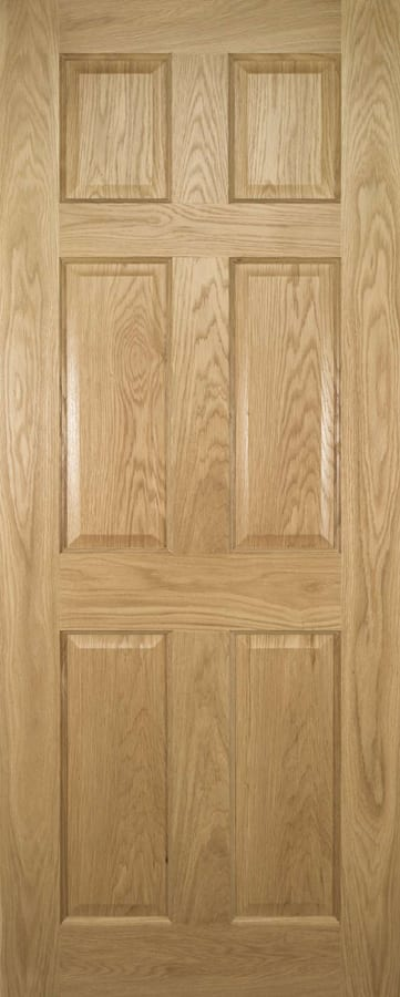 Deanta Oxford Oak Door Doors Windows Stairs