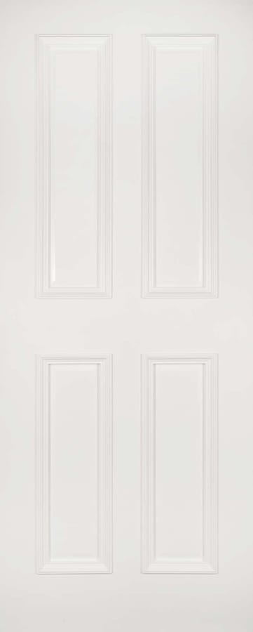 Deanta Rochester white primed door