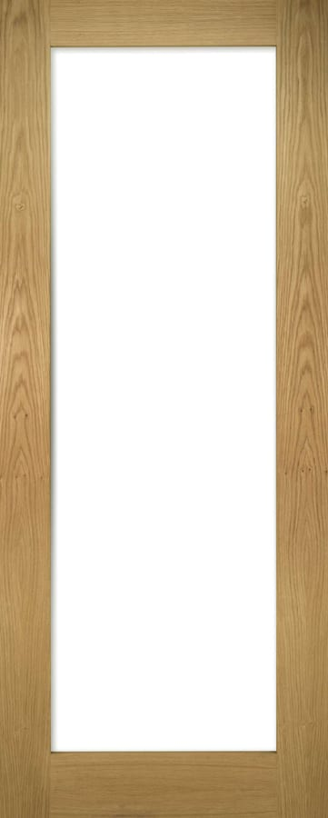 Deanta Walden Clear Glazed Oak Door Doors Windows Stairs