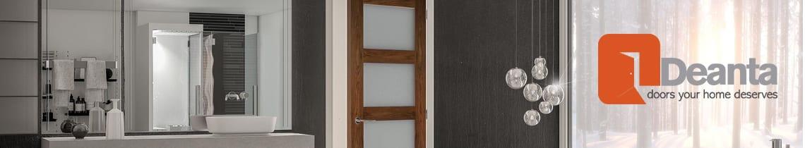 Deanta Walnut Doors