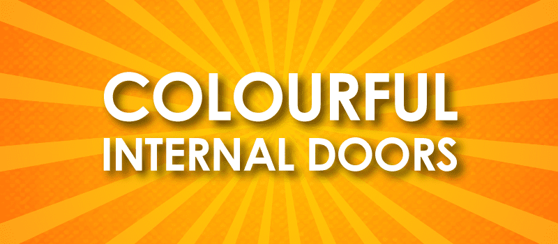 Colourful Internal Doors