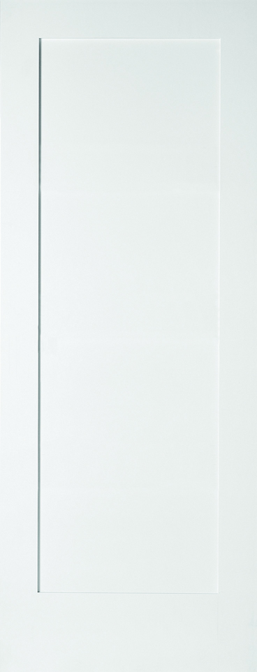 Curated GRANGE PRIMED SHAKER 1 PANEL - CUTOUT