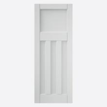 Deco Primed 3 Panel Door