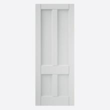 Deco Primed 4 Panel Door