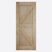 Grange Framed Ledged Braced Sliding Barn Door