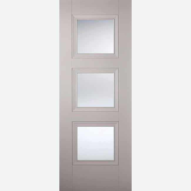 Grey-Amsterdam-Glazed-3L door