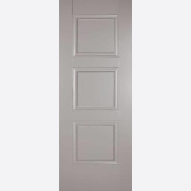 Grey-Amsterdam door