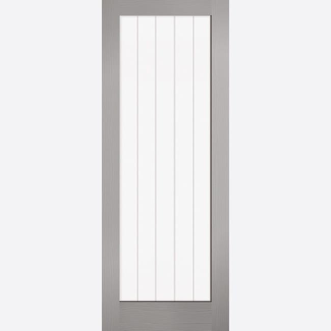 Grey-Moulded-Textured-Vertical-1L door