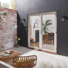 Jeldwen Bedgebury French Doors white