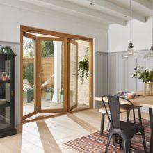 Jeld-Wen Folding Sliding Patio Doors