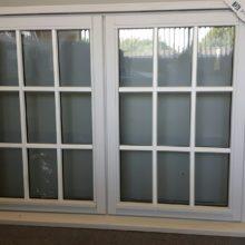 clearance window