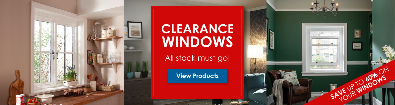Clearance windows