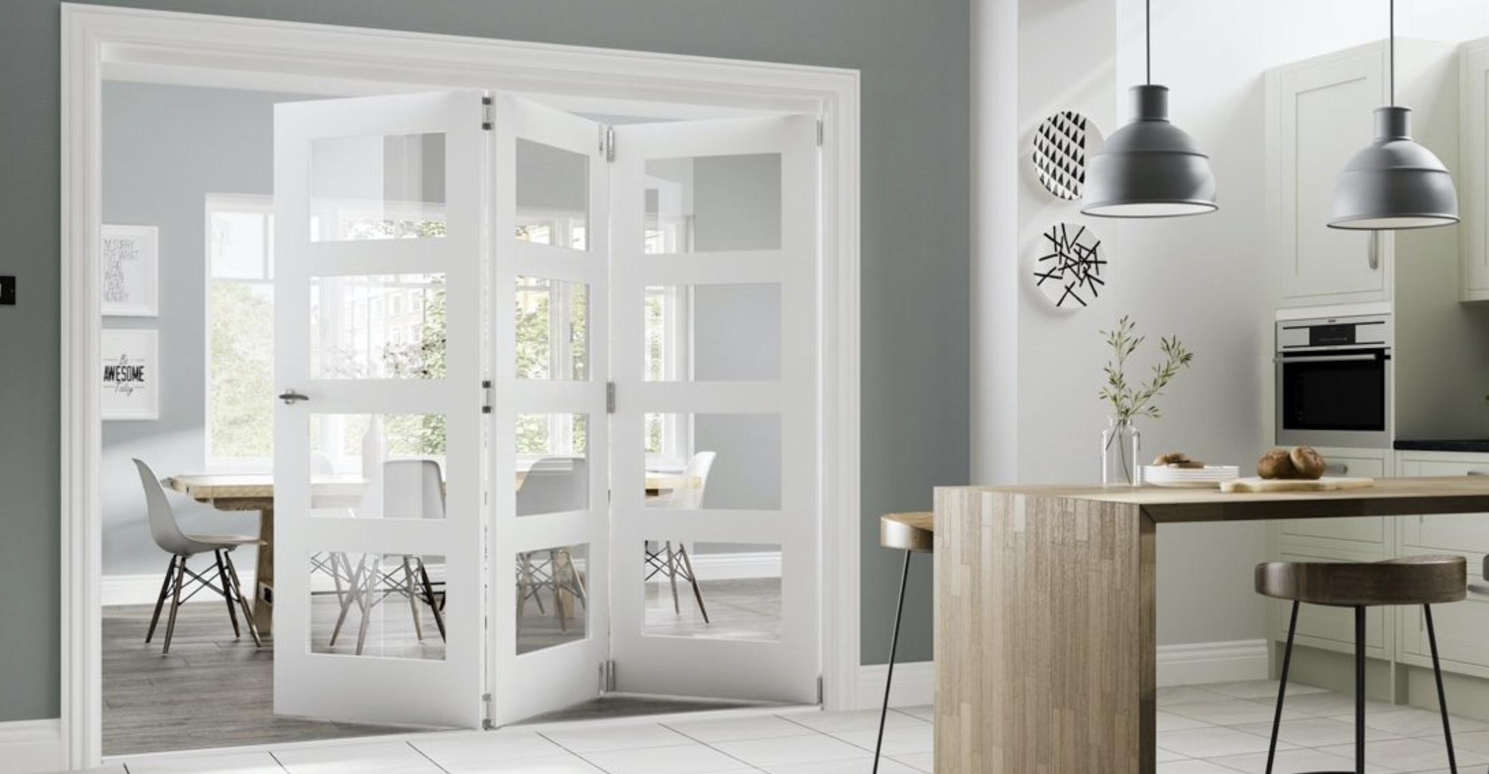 Deanta Internal Folding Doors