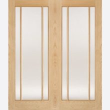 LPD Room Dividers Oak Lincoln W4 Doors