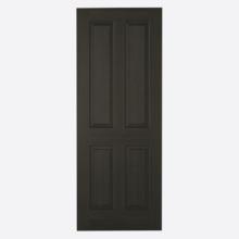 Smoked Oak Regency 4P Pre-finished Door