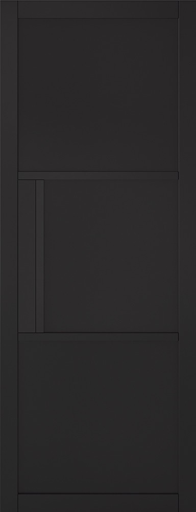 Black Tribeca 3P Door