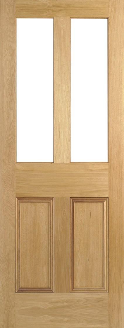 Oak Malton Unglazed Un-finished Door