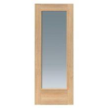 Oak Fuji Fire Door