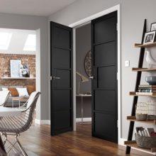 Black Internal Doors