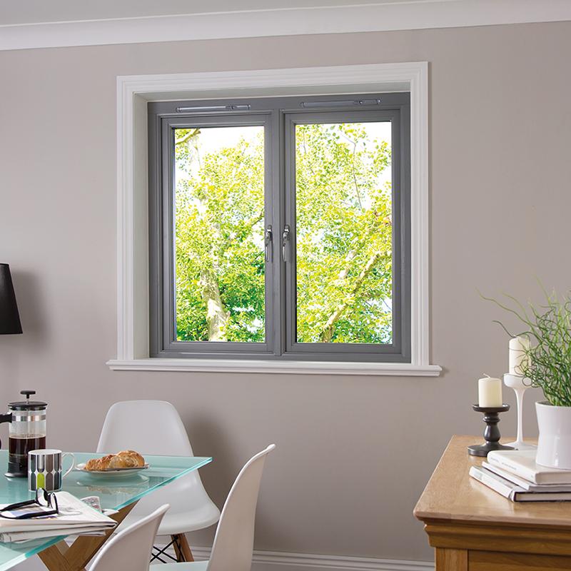 Casement Windows in Bespoke Sizes