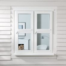 Horizontal Bar Casement Windows