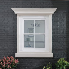 Wooden Box Sash Windows