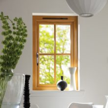 Jeld-wen Oak Casement Windows