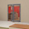 Grey Darwin 2 Door