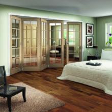 Huntingdon White Oak Roomfold