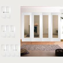 Easi-Slide Primed Pattern 10 Glazed Room